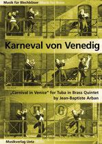 Jean-Baptiste Arban: Karneval von Venedig