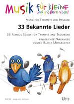 Rainer Mühlbacher (arr.): 33 Bekannte Lieder