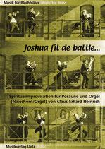 Claus-Erhard Heinrich (arr.): Joshua fit de battle ob Jericho
