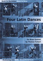 Thomas Forkert (arr.): Four Latin Dances