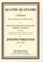 Joseph Forestier: 4 Quatuors