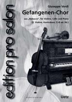 Giuseppe Verdi: Gefangenen-Chor