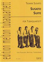 Tilman Susato: Susato Suite