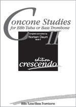 Giuseppe Concone: Studies II