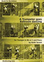 Keith Terrett: A Trumpeter goes Ballroom dancing