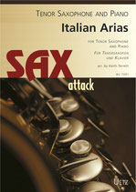 Keith Terrett (arr.): Italian Arias