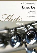 Winfried Vögele: Rising Joy - Concert Piece