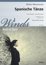 Moritz Moszkowski: Spanische Tänze op. 12