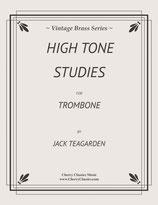 Jack Teagarden: High Tone Studies
