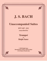 J.S. Bach: Suiten BWV 1007-1012