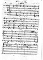 Georg Friedrich Händel: Water Music Suite