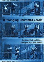 Keith Terrett (arr.): 8 Swinging Christmas Carols