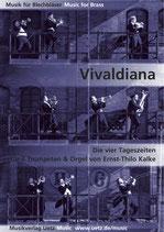 Ernst-Thilo Kalke: Vivaldiana - Die vier Tageszeiten