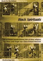 Claus-Erhard Heinrich (arr.): Black Spirituals