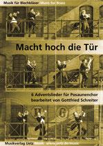 Gottfried Schreiter (arr.): Macht hoch die Tür