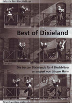 Jürgen Hahn (Arr.): Best of Dixieland