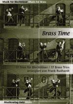 Frank Rudhardt: Brass Time (Einzel- und Alternativstimmen)