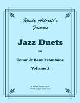 Randy Aldcroft: Famous Jazz Duets II