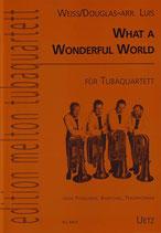George Douglas: What a wonderful world