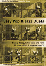 Christian Winninghoff: Easy Pop & Jazz Duets (mit CD)