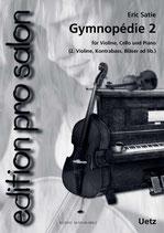 Eric Satie: Gymnopédie 2