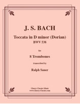 Johann Sebastian Bach: Toccata