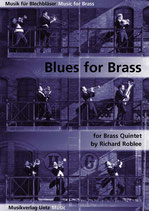Richard Roblee: Blues for Brass