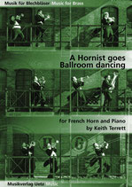 Keith Terrett: A French Horn Player goes Ballroom dancing