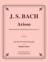 Johann Sebastian Bach: Arioso