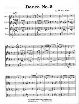 Alan Ridgway: Dance No. 2
