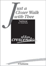 Richard Roblee (arr.): Just a closer walk with Thee