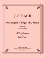 Johann Sebastian Bach: Passacaglia & Fugue in C minor