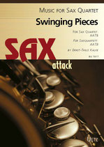 Ernst-Thilo Kalke: Swinging Pieces I