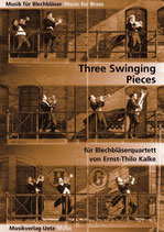 Ernst-Thilo Kalke: 3 Swinging Pieces