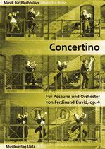 Ferdinand David: Concertino op. 4
