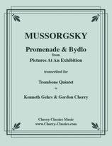 Modest Mussorgski: Promenade & Bydlo