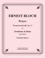 Ernest Bloch: Prayer