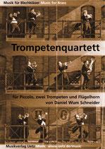 Daniel Wum Schneider: Quartett Nr. 1