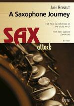 Jan Reinelt: A Saxophone Journey