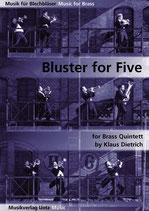 Klaus Dietrich: Bluster for Five