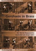 George Gershwin: Gershwin in Brass