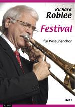Richard Roblee (arr.): Festival