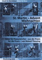 Roland Theuring (arr.): St. Martin, Advent, Weihnachten