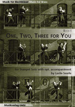 Leslie Searle: One, Two, Three For You I