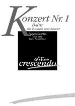 Eugen Reiche: Konzert Nr. 1 B-Dur