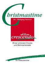 Wolfgang Heinrich (arr.): Christmastime