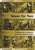 Manfred Bockschweiger (arr): Seven For Two