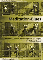 Richard Roblee: Meditation Blues