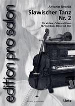 Antonin Dvorák: Slawischer Tanz Nr. 2