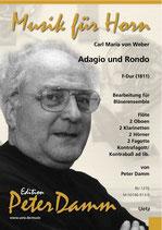 Carl Maria von Weber: Adagio und Rondo F-Dur